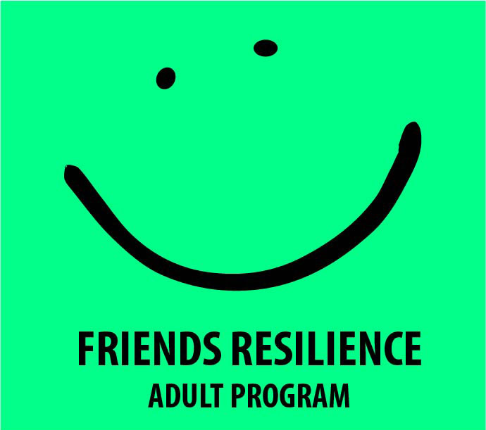 Friends Resilience - Adult Resilience