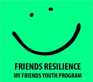 Friends Resilience - My Friends Youth Logo
