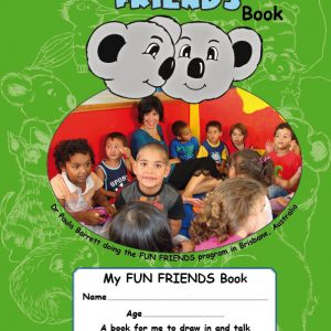 Friends Resilience Fun Friends Cover