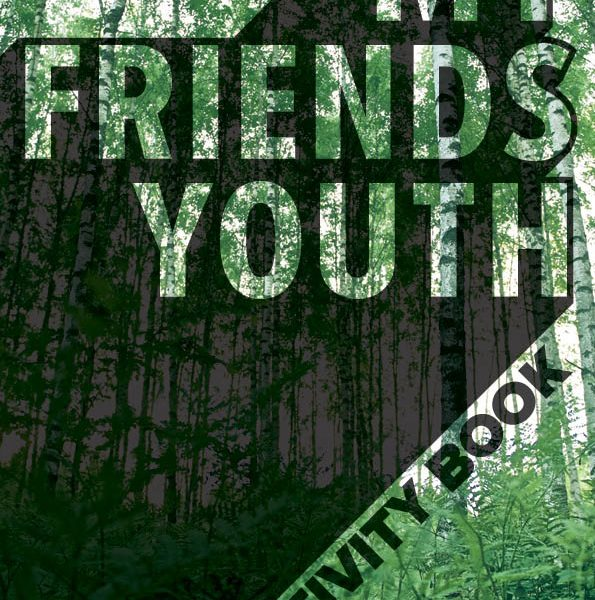 Friends Resilience My Friends Youth Cover