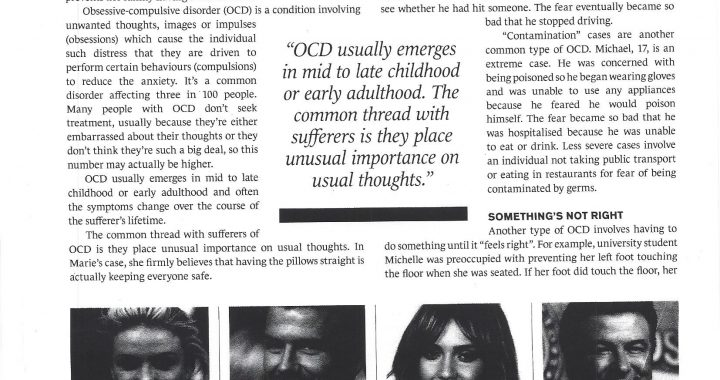 ocd mind wellness