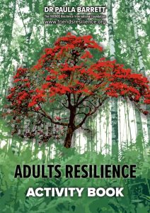 Friends Resilience Adult Resilience Cover