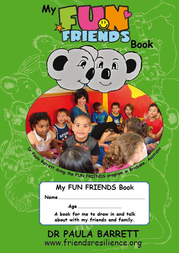 Friends Resilience - Fun Friends