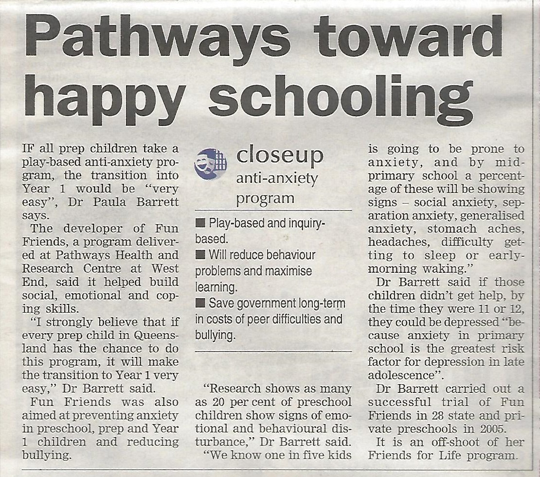 pathways happy schooling
